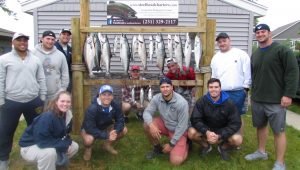 Fishing Report | Action Salmon Charters