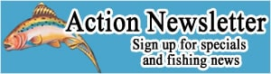 Signup for Fishing Charter Newsletter
